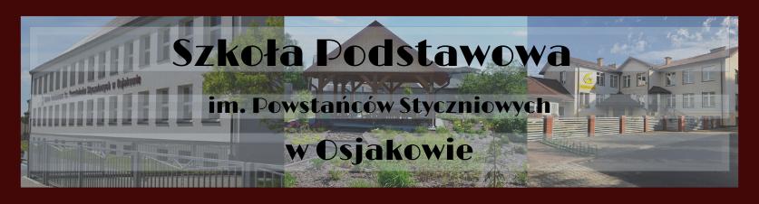 Szkoła Podstawowa im. Powstańców Styczniowych w Osjakowie